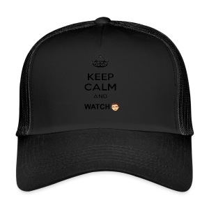 Keep Calm And Watch Anthonyos33 - Trucker Cap