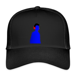 BluenticPic - Trucker Cap