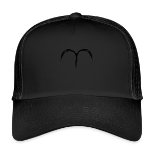 Aries star sign, väduren stjärntecken - Trucker Cap