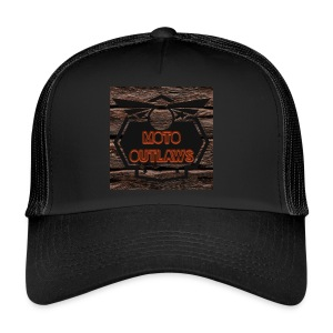Moto Outlaws - Trucker Cap