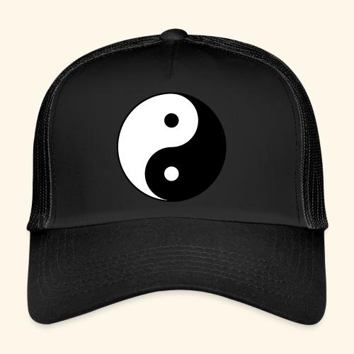 L'équilibre Ying Yang - Trucker Cap