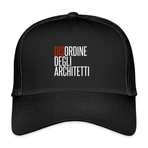 LOGO Disordine degli Architetti - Trucker Cap