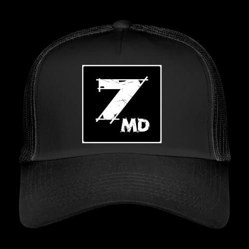 7md Favicon - Trucker Cap