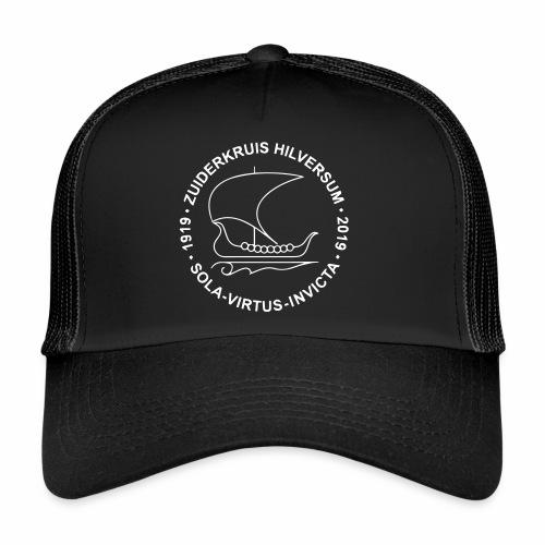 logo zk - Trucker Cap