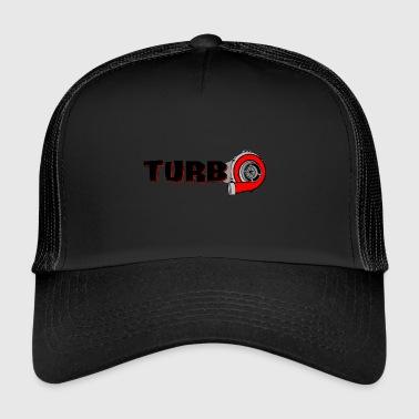 TURBO - Trucker Cap