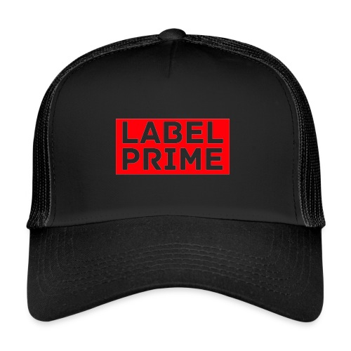 LABEL - Prime Design - Trucker Cap