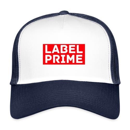 LABEL - Prime Design - Trucker Cap