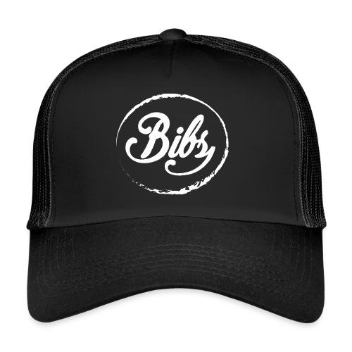 Bibs Logo Blanc - Trucker Cap