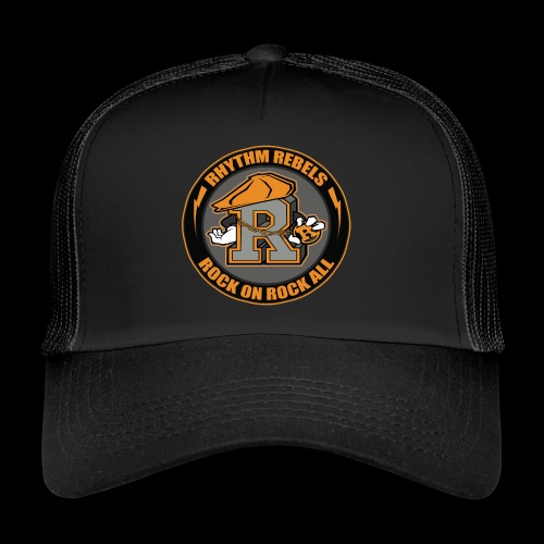 ROCK ON ROCK ALL - Trucker Cap