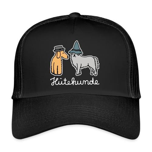 Hütehunde Hunde mit Hut Huetehund - Trucker Cap