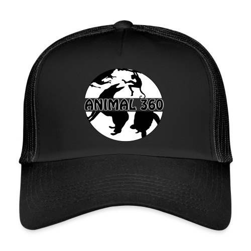 Logo Animal 360 version simple - Trucker Cap