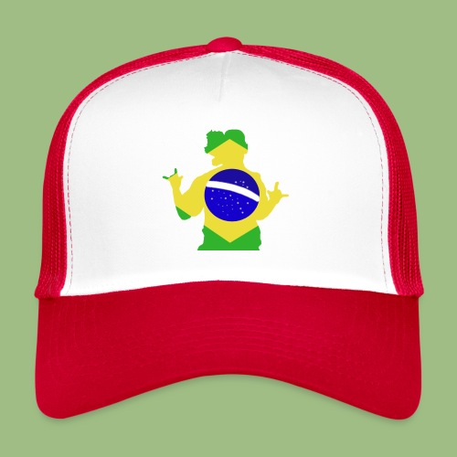 Ronaldinho Brazil - Trucker Cap
