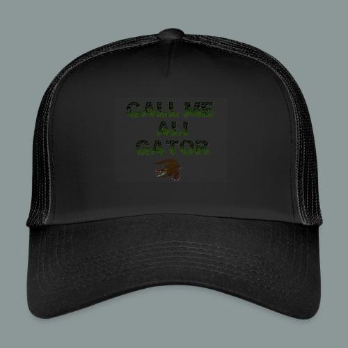 aligator2 - Trucker Cap