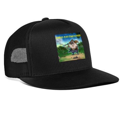 Never mess with a Hedgehog - Trucker Cap