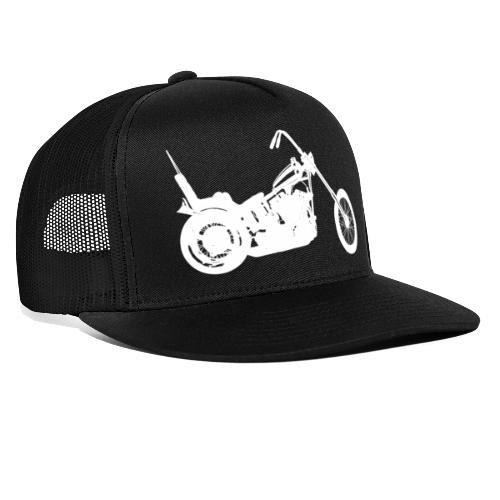 Chopper - hvid - Trucker Cap