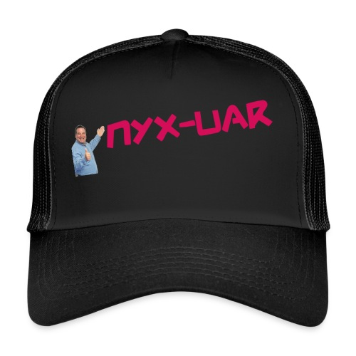 08a72c171e456 Phil x Nyx - Trucker Cap