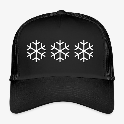 Calm yourself! (Logo Edition) - Trucker Cap