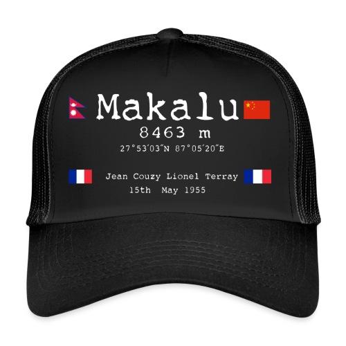 Makaluwhite - Trucker Cap