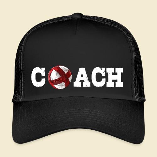 Radball   Coach - Trucker Cap