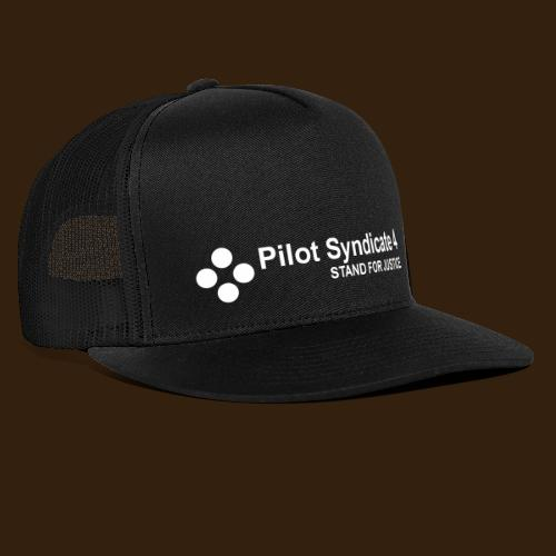 Pilot Syndicate 4 - Trucker Cap