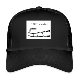 E-G-E_recorded_Prod - Trucker Cap
