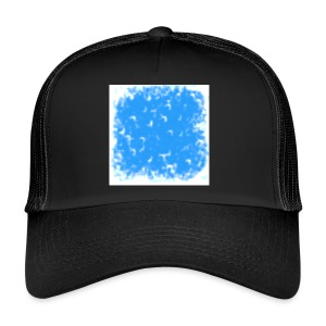 blue-white - Trucker Cap