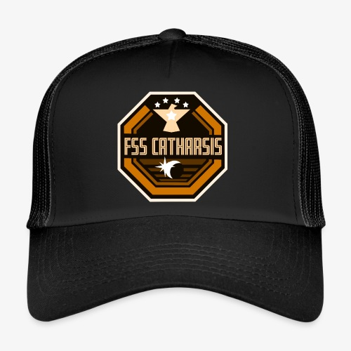FSSCatharsis badge - Trucker Cap
