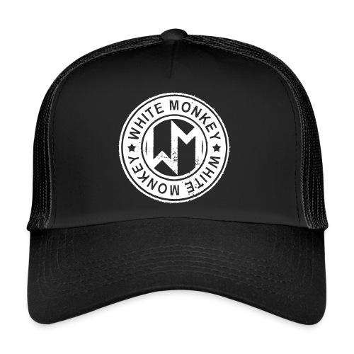 WM LOGO CIRKEL STAMP - Trucker Cap