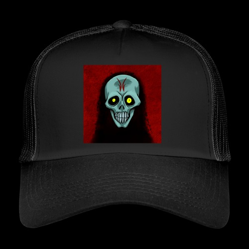 Ghost skull - Trucker Cap