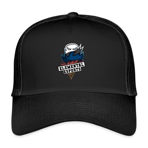 Elemental eSports | 2018 Logo - Trucker Cap