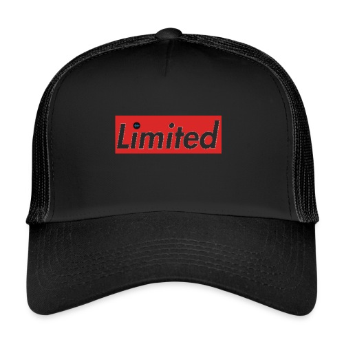 limited - Trucker Cap
