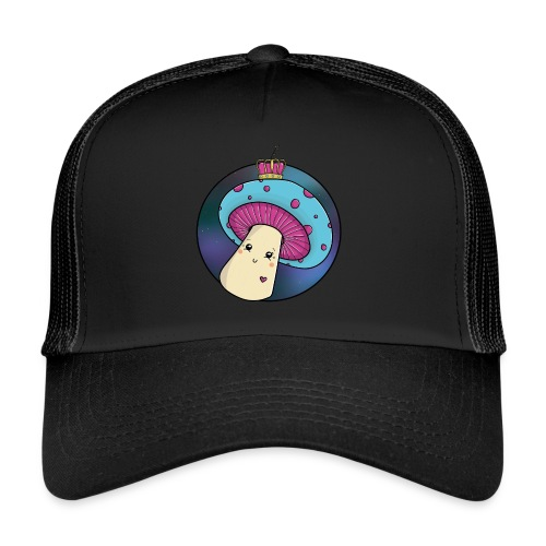 The Mushroom Queen - Trucker Cap
