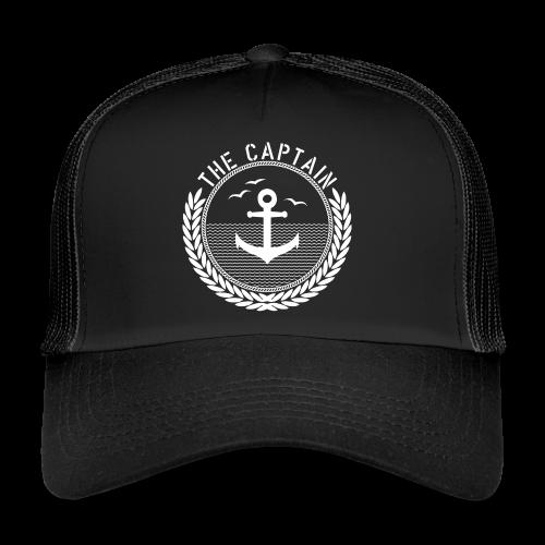 The Captain - Anchor - Trucker Cap