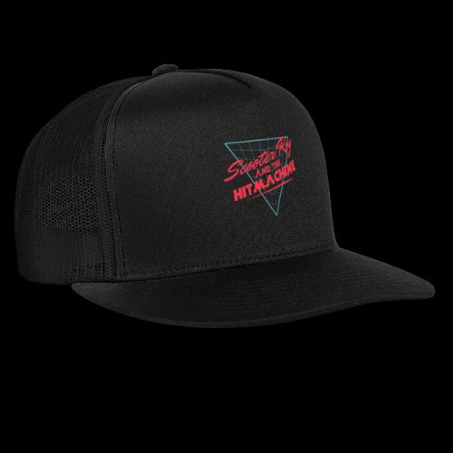 ScooterRoy and the Hitmachine - Trucker Cap