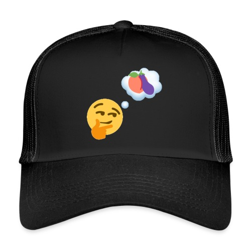Johtaja98 Emoji - Trucker Cap
