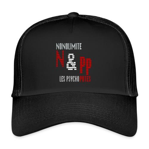 NePP noir - Trucker Cap