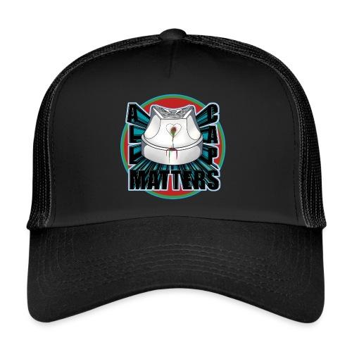 All Caps Matters - Trucker Cap
