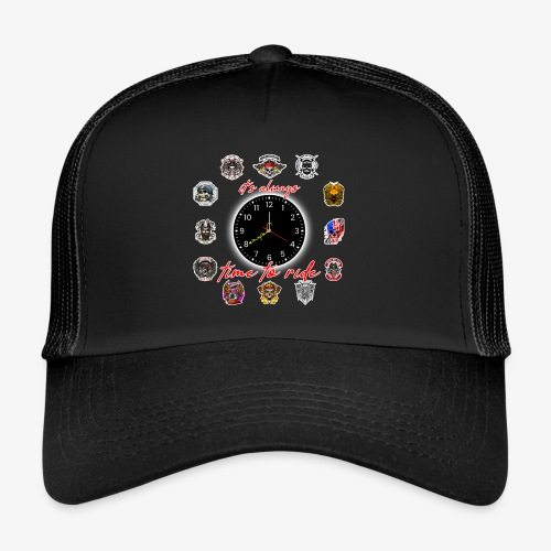 It's always time to ride - Collection - Trucker Cap