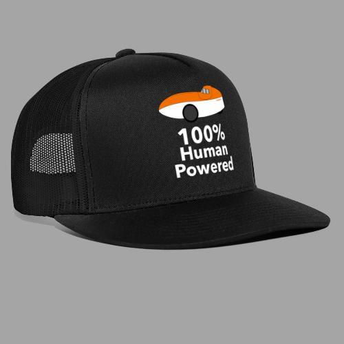 Human Powered WAW - Trucker Cap