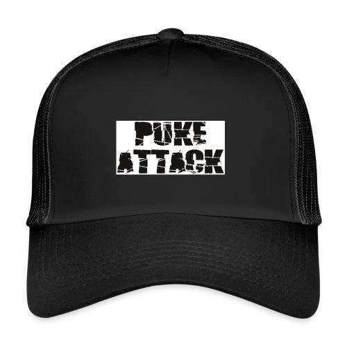 Puke Attack - Trucker Cap