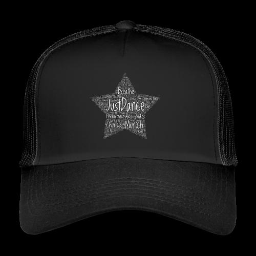 PAS Star white - Trucker Cap