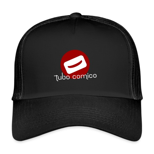 Tubo Comico - maglia premium lunga - Trucker Cap
