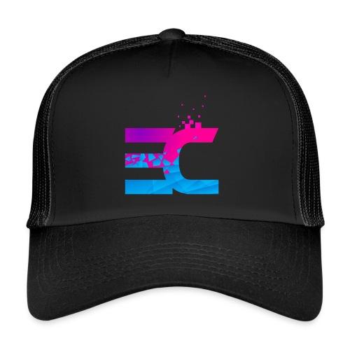EC Logo - Trucker Cap