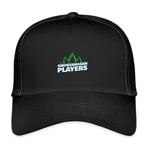 A weed smokenhagen players - Trucker Cap