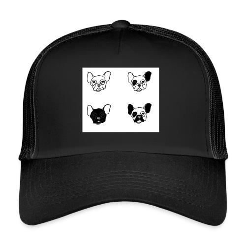 BULLDOGZ - Trucker Cap