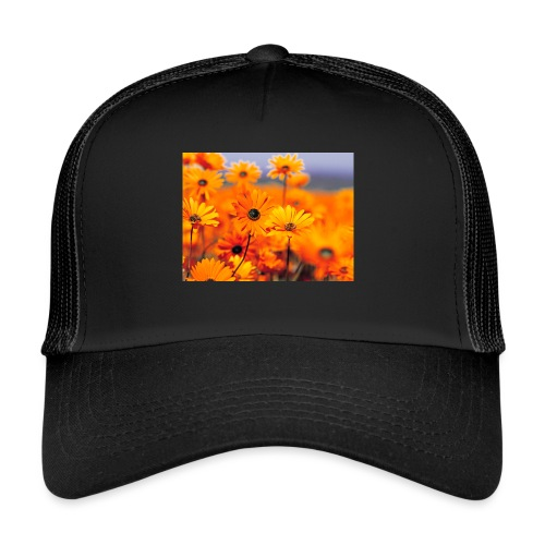 Flower Power - Trucker Cap