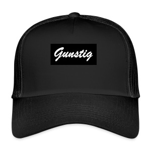 GUNSTIG SIDE PACK - Trucker Cap
