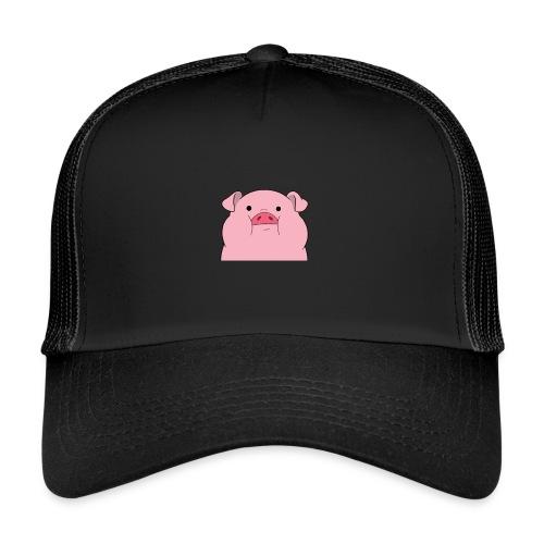 pig clothes - Trucker Cap
