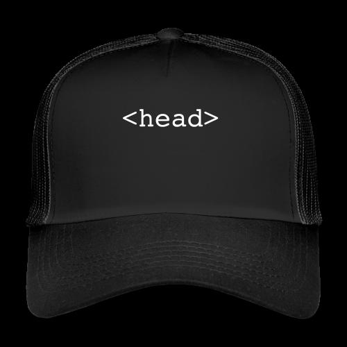 Nerd Cap - Trucker Cap