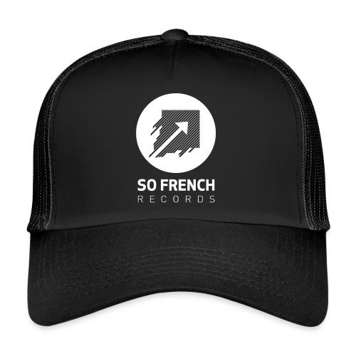 Logo tshirt png - Trucker Cap